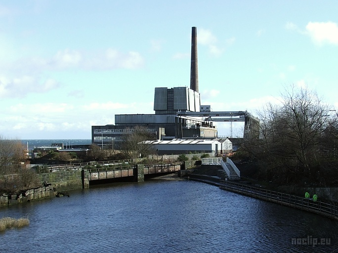 Methil Power Station