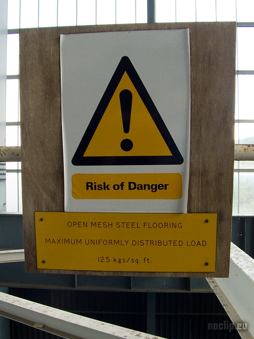 Risk of Danger